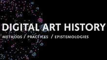 Logo konferencije Digital art history